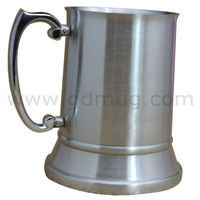 stainless steel stein beer mugs