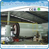 waste plastic pyrolysis machine with latest technology CE ISO certificate