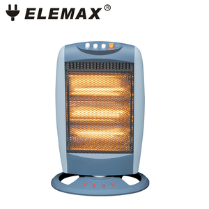 110/127/220/230/240V 1200W Halogen heater with CE/ERP certificate