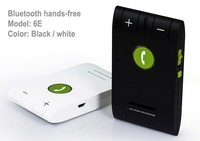 New model multipoint wireless hands-free bluetooth speakerphone car kit