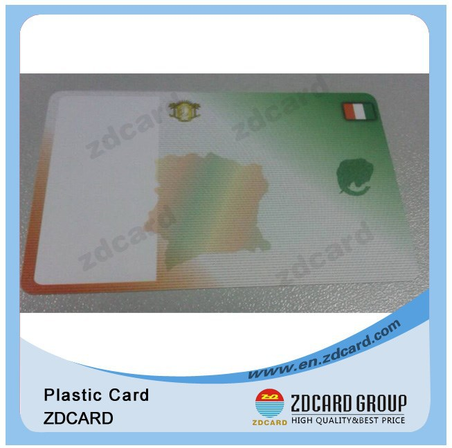 Hot selling 125 khz programmable rfid read write card