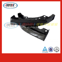 2002 2003 2004 FOR BMW E46 bumper 3 series MT style front splitter carbon fiber