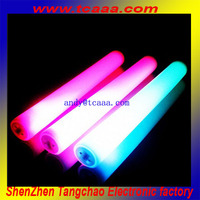 led flashing foam cheer stick concert tools