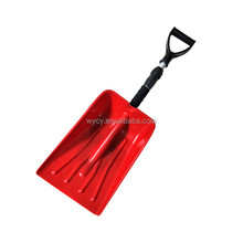 Light Weight Collapsible Aluminum Snow Shovel For Car