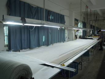Fabric Cutting