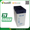 Bluesun high quality long life use and cheap offer 2v battery for 600va ups