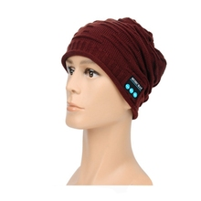 Adults Common Fabric Feature Wireless Bluetooth Beanie
