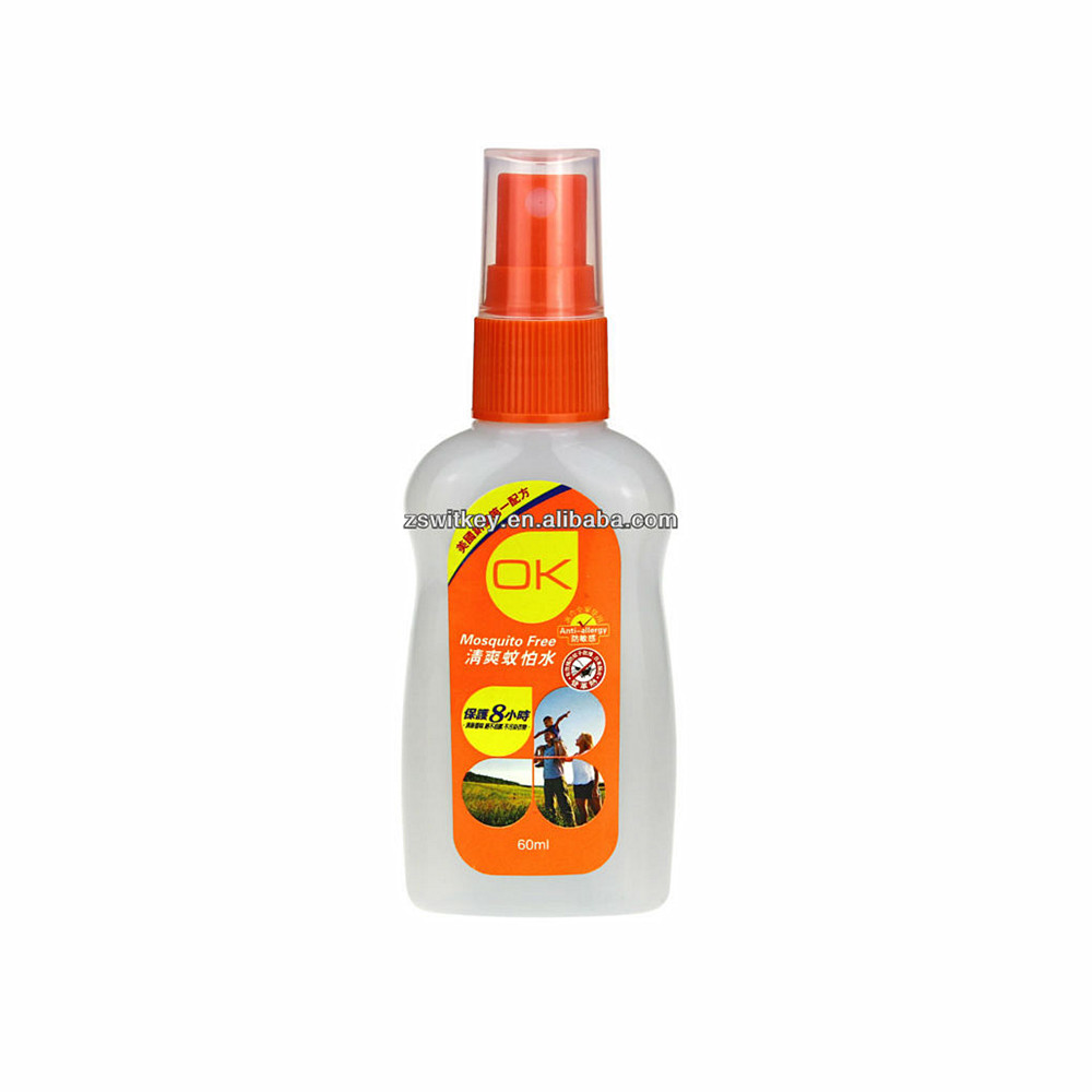 60ml Anti Mosquito Control Spray DEET Flying Bug Repellent