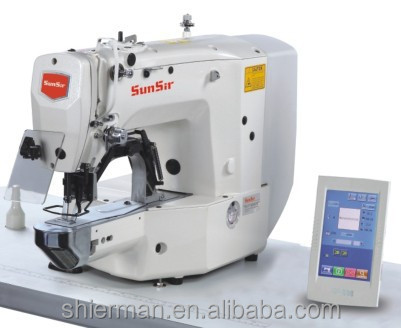 SunSir SS-T1900DSS Electronic bar-tacking high speed sewing machine