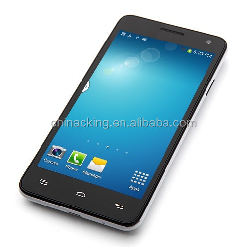 Dual SIM 4.5 inch W450 Wcdma 850/1900 3G android phone for south America