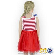 Latest Dress Patterns For Girls Korean Style Children Casual Dress Clothes Summer Dresses Boutique Clothing
