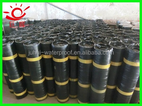 professional customerized colored self adhesive bitumen waterproof membrane construction companies