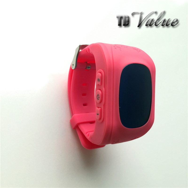 Accurate Positioning smart watch w88 with intercom voice messages