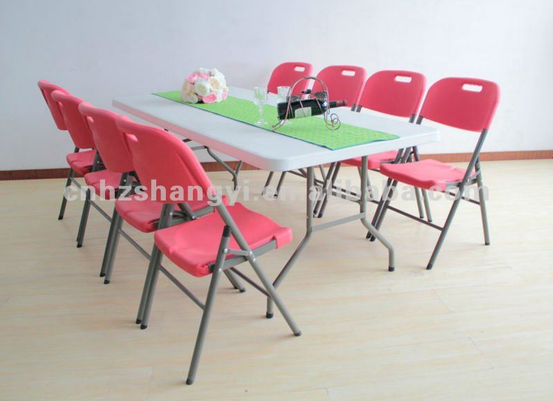 plastic folding outdoor garden furniture sale