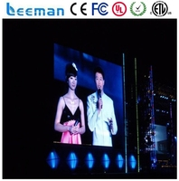 car show led display p4 led display module with