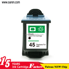 Remanufactured printer ink cartridge for Samsung Ink M45 for Samsung SF360 with stable quality