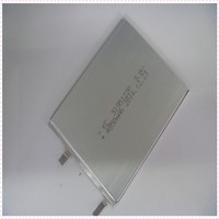 ShenZhen Manufacturer High capacity lithium polymer battery c 3500mah tablet pc battery