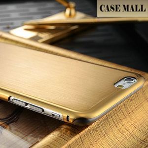 Mobile Accessories Metal Aluminium Bumper Luxury Cell Phone Cases Back Cover For Iphone 6