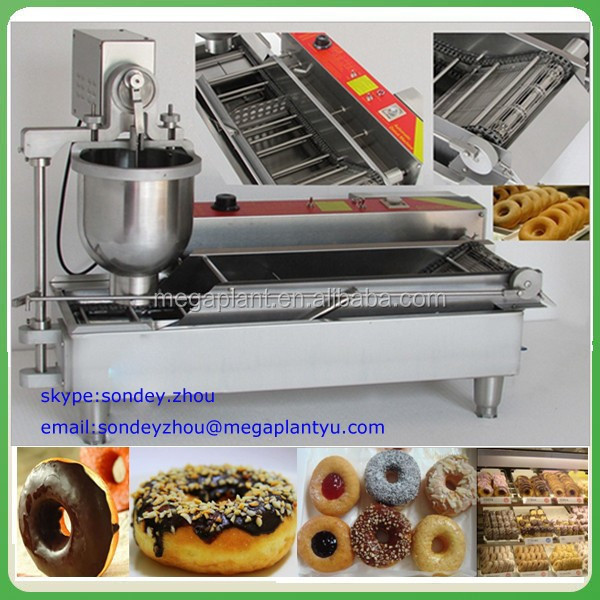 new machine manufacturing make up machine cake donuts/mini donuts machine price