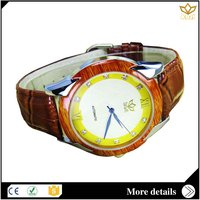 times square quartz watches japan original quartz watch gold time wrist watch dual time Y113