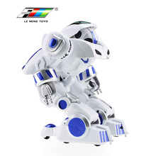 Quality assurance new design wholesale plastic mini toy robot models for kids
