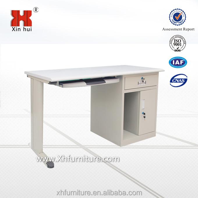 Best Selling All Steel Office Computer Desks/metal Computer Table ...