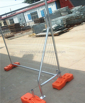 Haotian Temporary fence hire Movable fence No dig fence