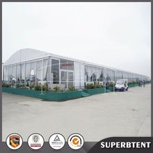 Unique aluminium alloy frame arcum tent for event