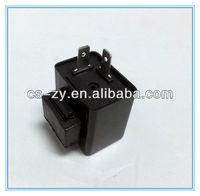 turn signal flasher for motorcycle/led flasher relay 12v