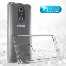 Cricket Hybrid Drop Protect Phone Case for ZTE Grand X4/ZTE Z956