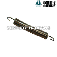Good quality Howo spare parts 12054230100 return spring