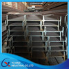 Hot rolled H steel profiles H beam