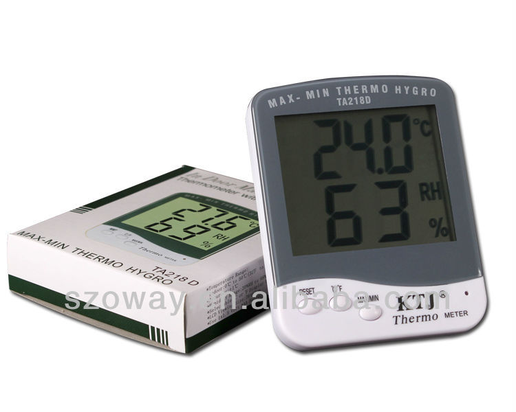 hotsale indoor thermometer humidity meter