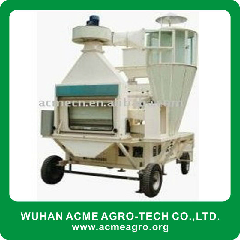 AMQL series Mobile grain cleaner equipment