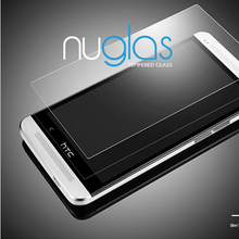 Nuglas premium 4.7 inch mobile phone screen protector for HTC One M7