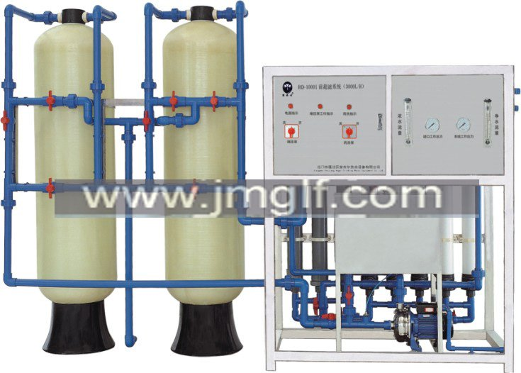 5T/H top quality minal water plant equipment