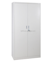 Office furniture two doors stainless steel file cabinet