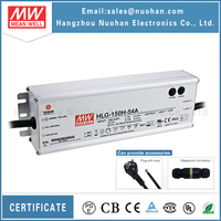 Meanwell HLG-150H-54A led driver 150W 54v/150W 54v Switching Power Supply /54vdc LED Driver 150w