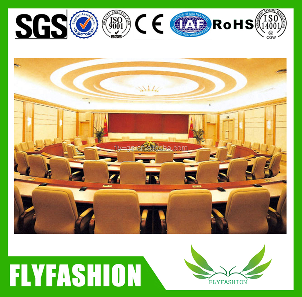 Meeting table and chair combo, Professional confrence room furniture set meeting table OEM design