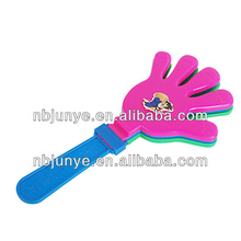 2014 world cup plush toys hand clappers noise makers