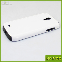 Wholesale china 2 in 1 groove pc + silicon mobile phone cover for samsung galaxy s4 case