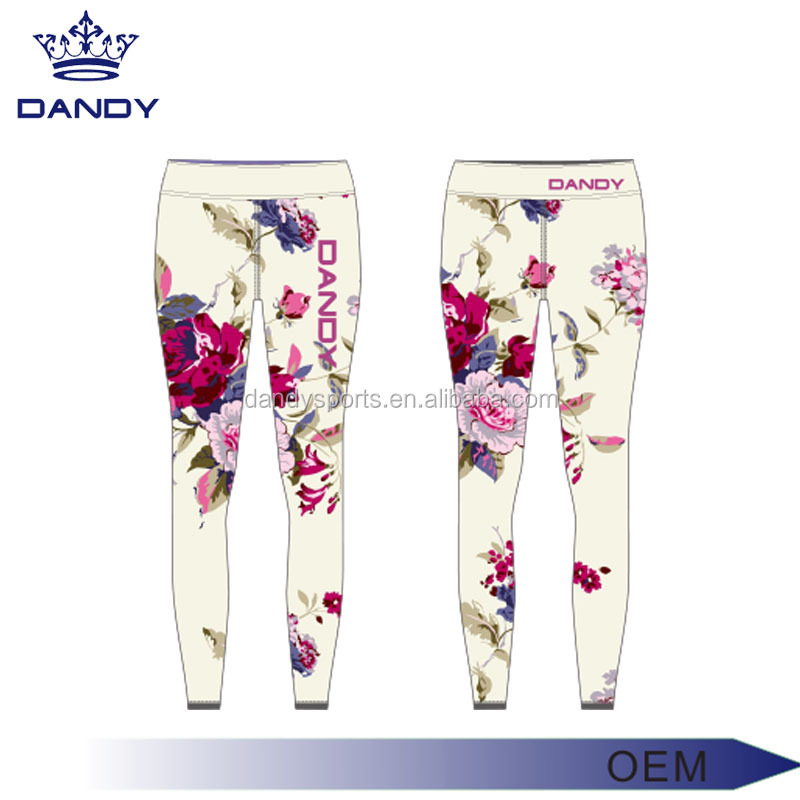 Lady custom breathable Yoga Legging pants wholesale fitness wear