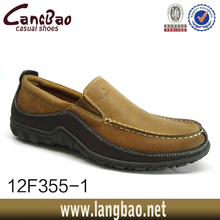 2014 new fashion leather italian shoe manufacturers woodland shoes