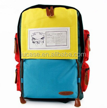 Fashionable school bag backpack for junior