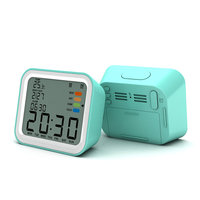 Alibaba Best Sellers Promotional Digital Dual Alarm Clock with Light And Snooze