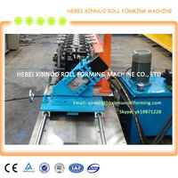 metal stud roll forming machine, metal stud and track roll forming machine, profile forming machine