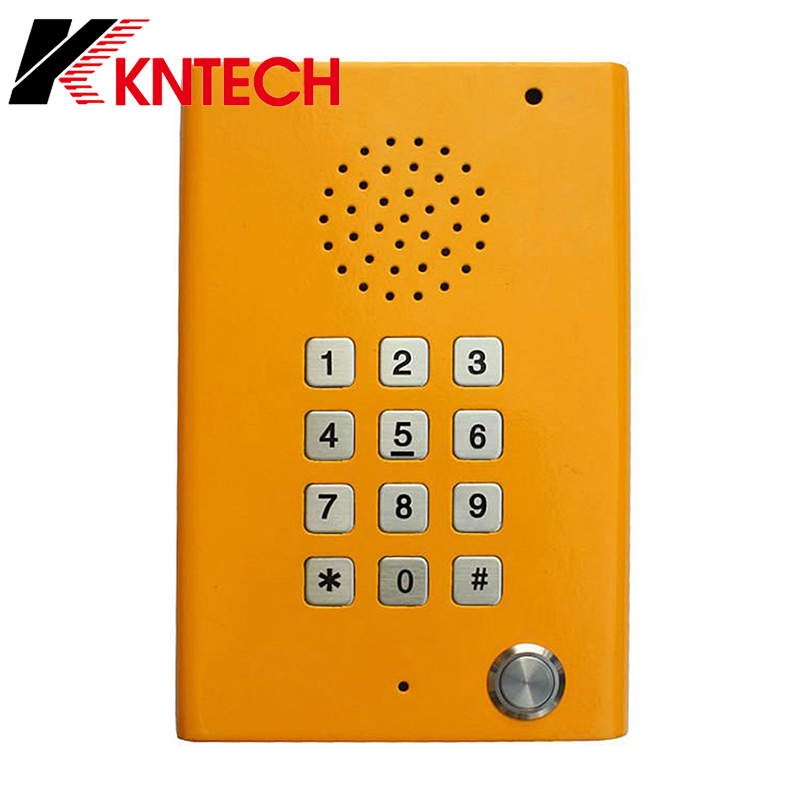 Hot sale apartment audio intercom phone KNZD-29 for home security