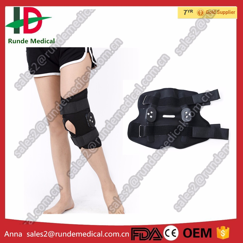New design warm knee brace/ knee support,elbow guard and adjustable knee support brace