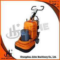 Used concrete grinding machine, concrete floor grinder, for surface preparatiom(JHY-580)
