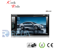 "JK6202 6.2"" HD Touch screen 2 din car dvd special with GPS, ipod, usb, dvd, camera, dvb-t"